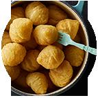Pommes noisettes (120g)