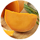 Mimolette d'Isigny (65g)