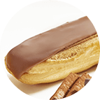 Eclairs au chocolat