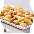 Pomme de terre cuites (400g)