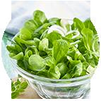Salade verte (200g)