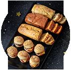 Minis burgers boeuf et cheddar (20g)