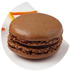Macarons chocolat