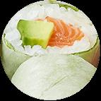 Verde Maki Saumon