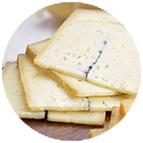 Tranches de morbier Appellation d'Origine Protégée (au lait cru de vache) (100g au total)