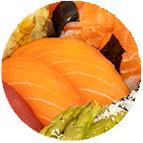 Chumaki saumon
