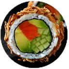 Crunch Roll Saumon