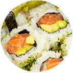 crunch saumon