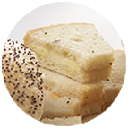 Toasts emmental