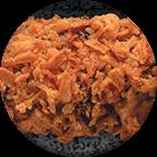 Crunch veggie roll
