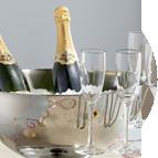 Champagnes et vins pétillants