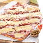 Les pizzas & quiches géantes