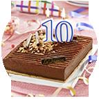 Gâteaux d'anniversaire adulte