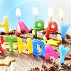 Déco spéciale anniversaire