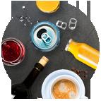 Carte des boissons