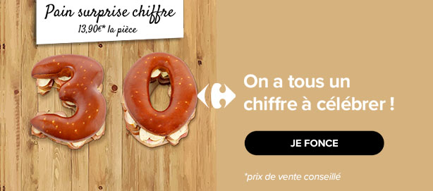 Chiffre surprise